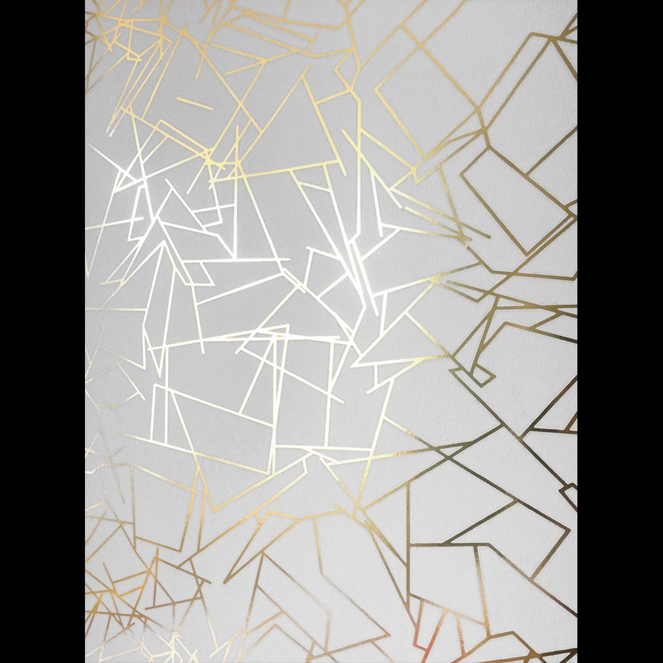 White and gold wallpaper  Angles white gold wallpaper