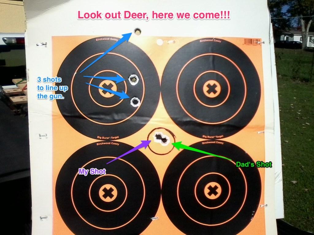 Bullseye pic