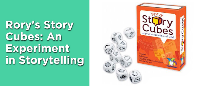 Rory's Story Cubes: An Experiment In Storytelling