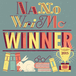 NaNoWriMo Winner Small Square