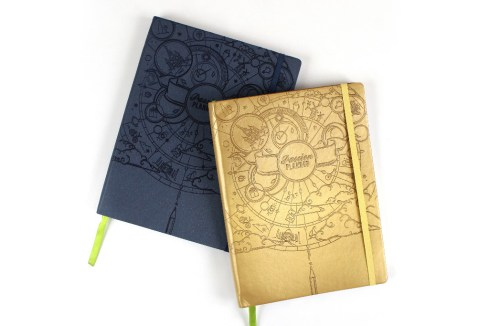 Twilight Blue & Stay GOALden Passion Planners