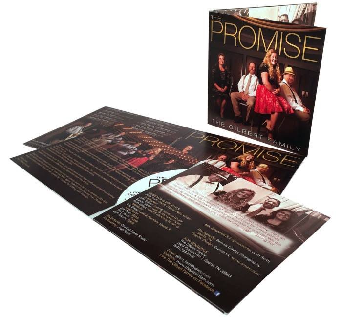 The Promise album product pics