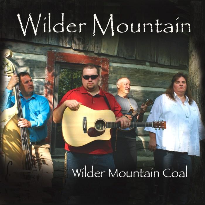 Wilder Mountain Coal album cover
