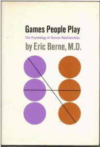 Original First Edition of Games People Play 1964 Eric Berne