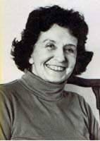 Photograph of author Muriel James Transactional Analysis Psychotherapist