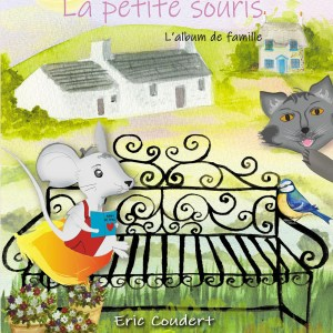 Couverture Harmonie la petite souris - Tome 1 - L'album de famille