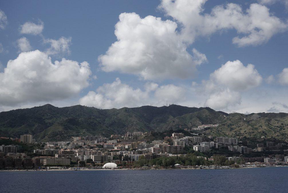 De straat van Messina