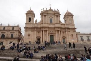 Basilica Minore de San Nicolò - Noto, Sicilië