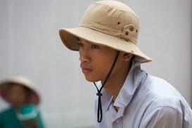 jongen in vietnam