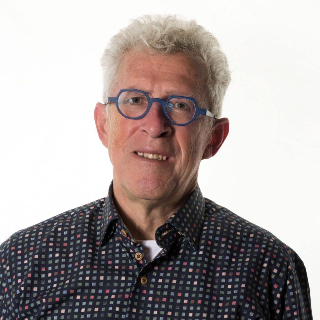 Portrait of Eric de Jong
