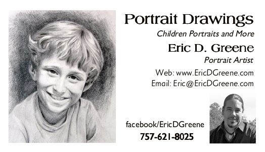 Drawings of Children by Eric D. Greene