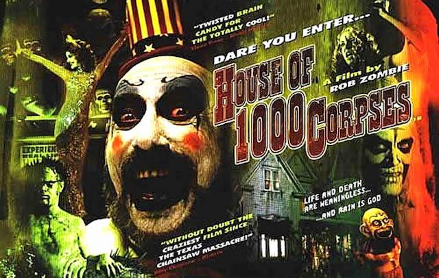 House 1000 Corpses Sacrifice
