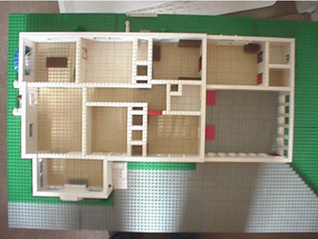 Beau My House Lego