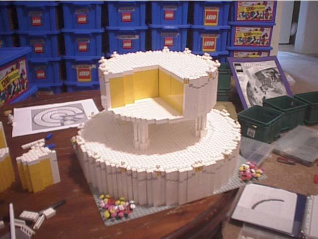 Wedding Cake LEGO