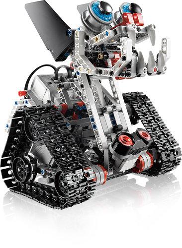 大拇指教室 /兒童程式/積木創作/ - 樂高機器人LEGO EV3 介紹及零件表 #45544 #45560(教育版)