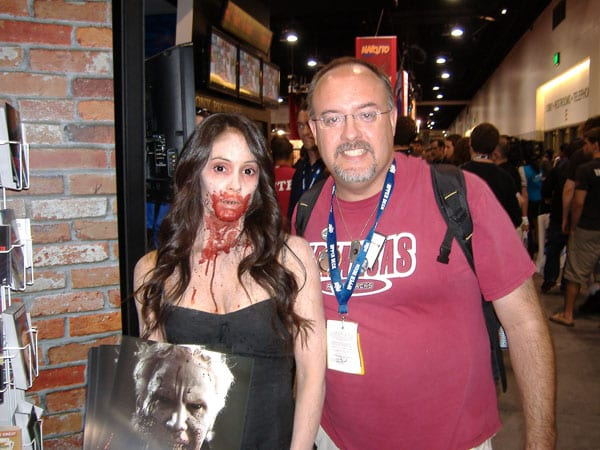 Comic Con 2008 – More Pics from Day 4