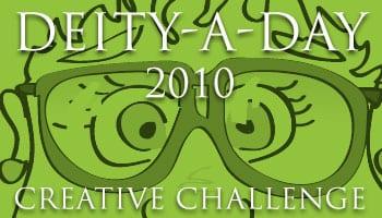 Deity-A-Day 10 | Eunice