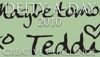 Deity-A-Day 12 | Theodora