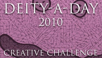 Deity-A-Day 13 | Gladys