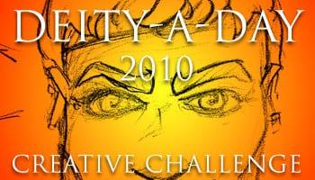 Deity-A-Day 7 | Apollo