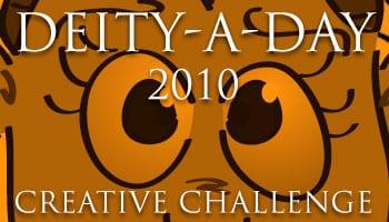 Deity-A-Day 9 | Shay