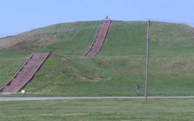 Cohokia Mounds