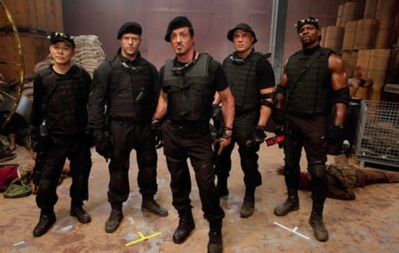 Review: The Expendables