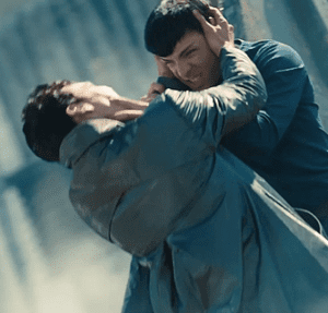 Spock Beating Khan