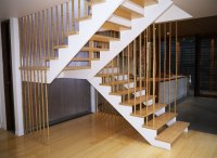 Open Staircase | Floating Staircase | Eric Jones Stairs