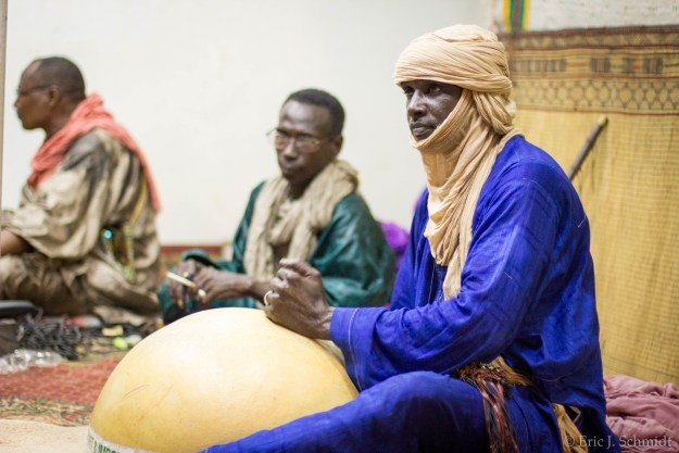 For a later event, the Tumast Cultural Center featured takamba, an older popular dance from Mali and Niger