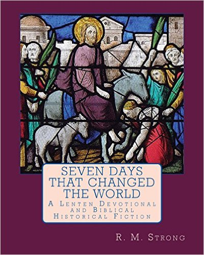 Seven Days That Changed the World was written for the age group of my youngest kids. I love that a work of historical fiction is woven into the daily readings centered around Scripture and thoughtful questions we can discuss around the dinner table.