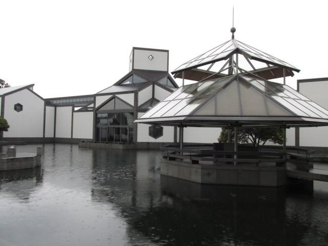 I.M. Pei's Suzhou Museum.