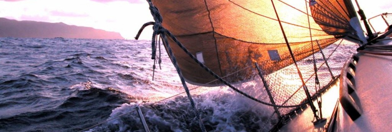 Sailing And Other Adventures…