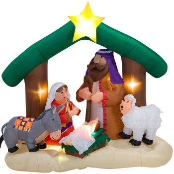 inflatable_nativity_scene