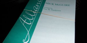 """Mick McGuire"" is finally here!"