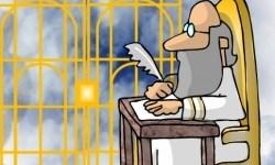 Heavens! A St. Peter Joke with Good Theology!