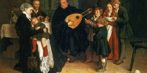 "New Creation #1: ""Come, Christians One and All, Rejoice"" (Martin Luther)"