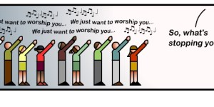 "The Problem With ""Worship"""
