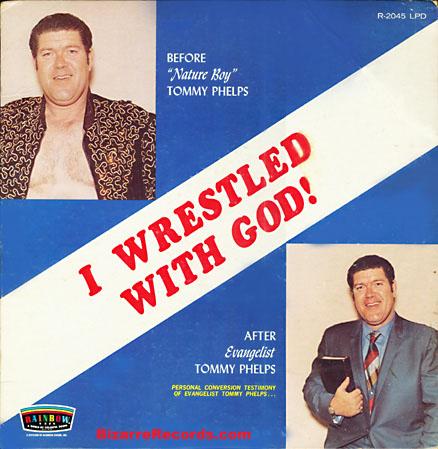 I Wrestled With God