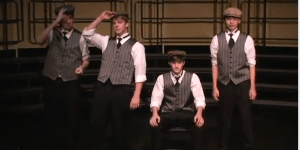 """Mick McGuire"" Performed by Gents in Remarkable Hats"