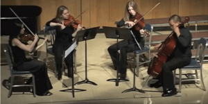 String Quartet: Three Breton Dances