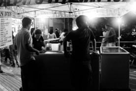 Buying some Ice Cream in Coney Island