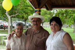 Abuelo Abuela and Tia Tere