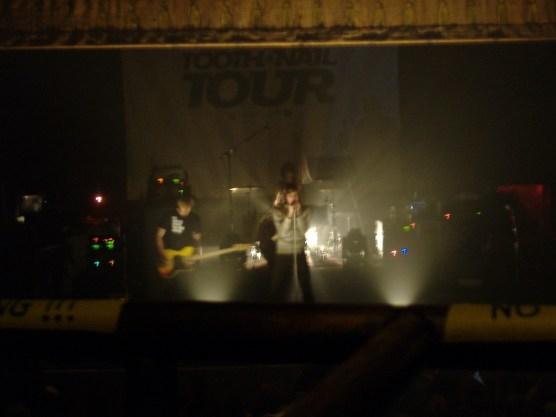 Anberlin Concert 2