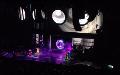 Rihanna Appears