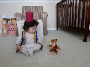 Aladdin and Abu 2
