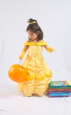 Belle Ready for Candy