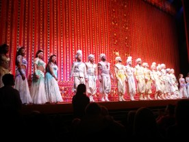 The curtain call
