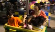 On the balloon ride