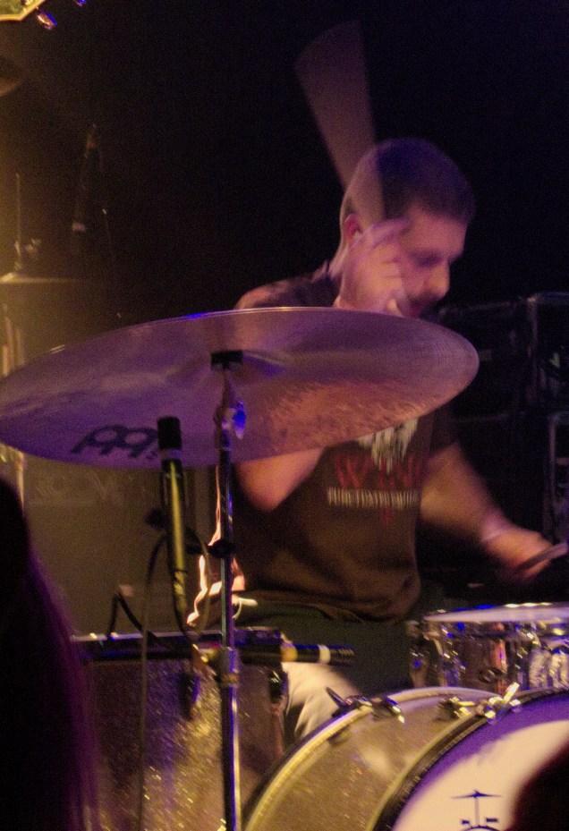 Lionize Drummer